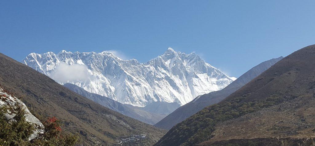 Un prat'sien au pied de l'Everest