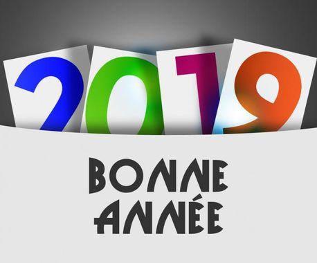 Bonne et heureuse nouvelle année